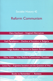 Front cover of Socialist History No 42